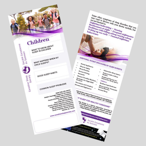 CSS Brochure - Children