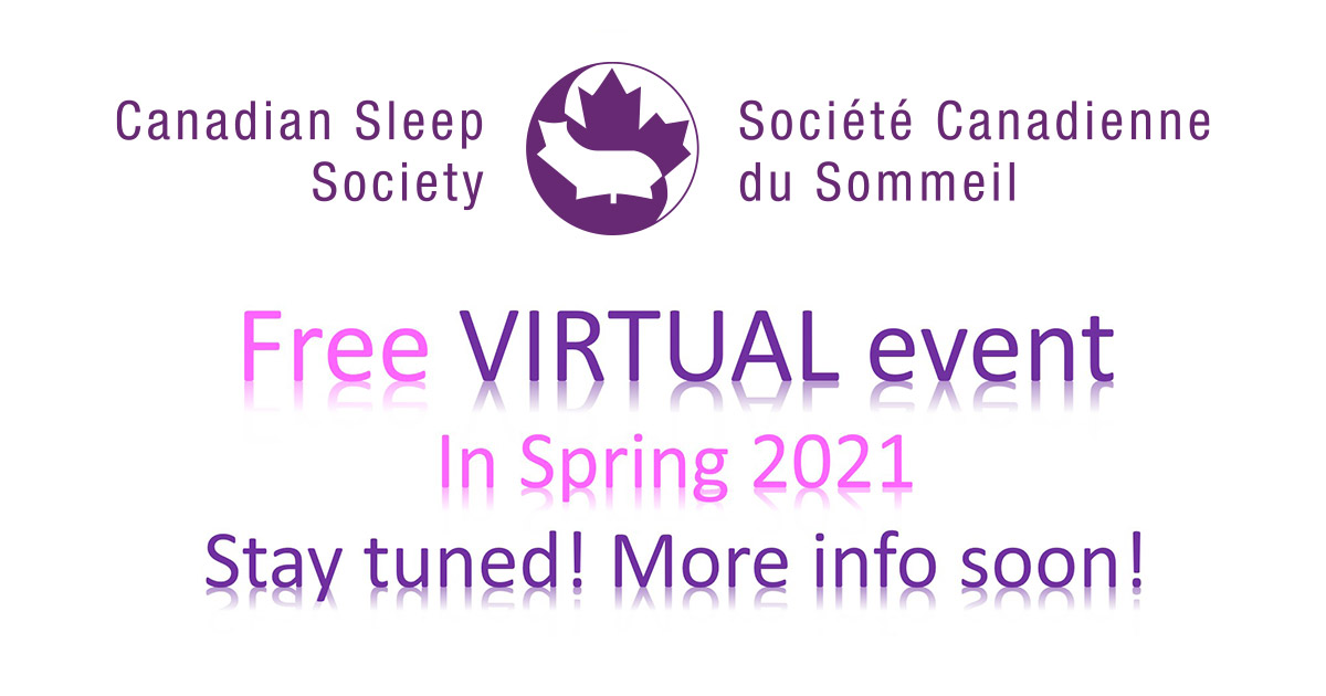 Free VIRTUAL event in Spring 2021