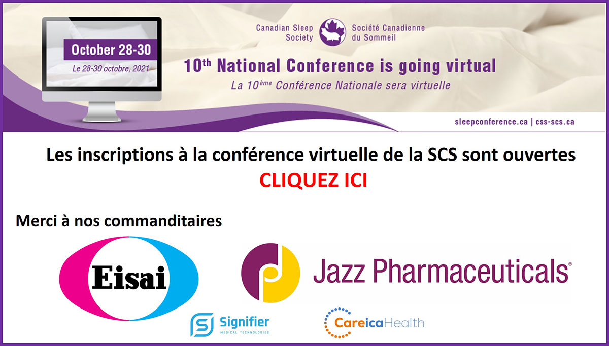 CSS-SCS - Conférence Nationale 2021